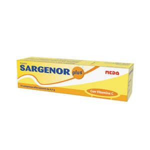 Sargenor - Sargenor Plus - Compresse Effervescenti