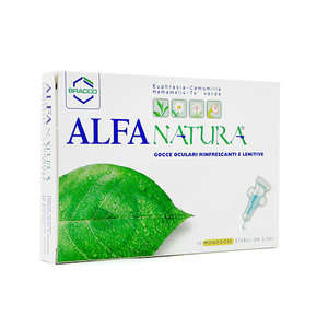 Alfa Natura - Gocce Oculari Rinfrescanti e Lenitive