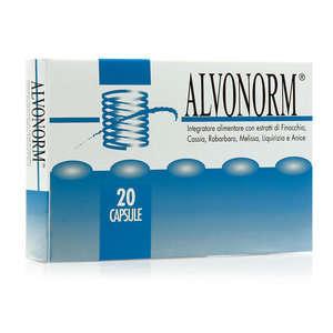 Alvonorm - Depurativo - 20 Capsule - Integratore alimentare