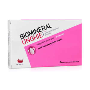 Biomineral - Unghie - Integratore Alimentare