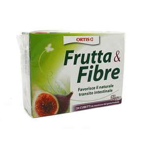 Frutta E Fibre - 24 Cubetti