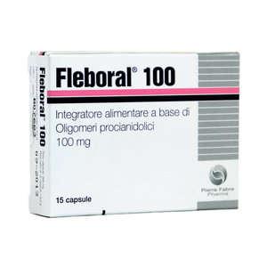 Fleboral - 100 - Oligomeri Procianidolici