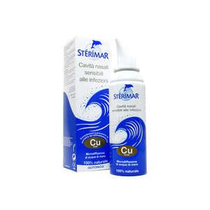 Sterimar - CU - Rame - Acqua fisiologica