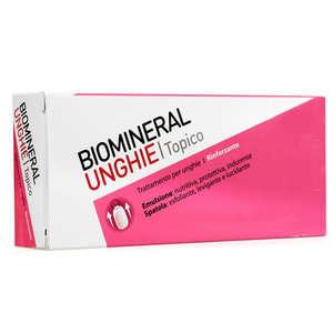 Biomineral - Unghie - Topico per trattamento delle unghia