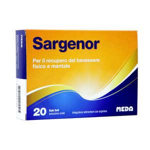 Sargenor - Fiale Orali
