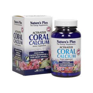 Nature's Plus - Integratore Alimentare - Activated Coral Calcium