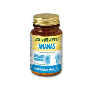 Body Spring - Ananas