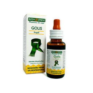 Body Spring - Golis - Propoli Estratto Idroalcolico