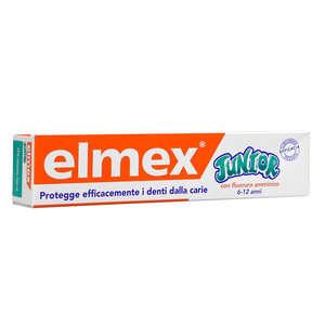 Elmex - Junior 6-12 anni - Con fluoruro amminico
