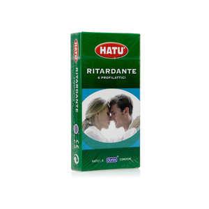Hatu - Profilattici ritardanti conf. 6pz