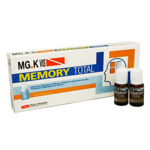 Mg-k Vis - Memory Total