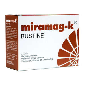 Miramag-k - Integratore Alimentare in Bustine