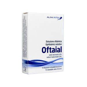 Oftaial - Soluzione Oftalmica