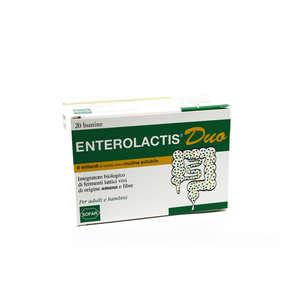 Enterolactis - Duo - 20 bustine