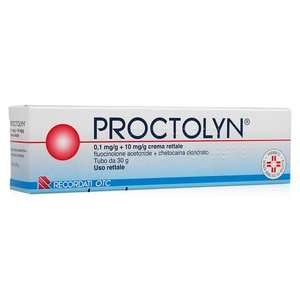 Proctolyn - Crema