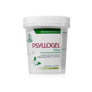 Psyllogel - Fibra - Vaniglia - Formato Risparmio - Integratore Alimentare