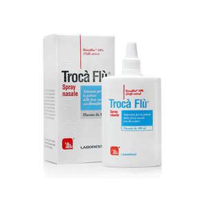 Troca' - Soluzione spray per la pulizia delle fosse nasali - Trocà Flu