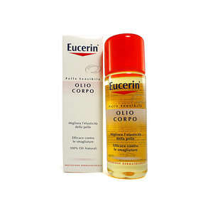 Eucerin - Pelle Sensibile - Olio Corpo