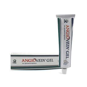 Angiovein - Coadiuvante dermocosmetico con Glicosaminoglicano