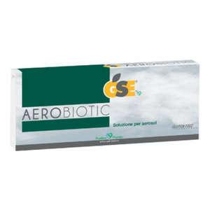 Gse - Soluzione anti-muco per aerodol Aerobiotic