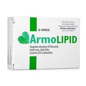 Armolipid - 30 Compresse - Integratore di Policosanoli