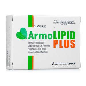Armolipid - Plus - 20 compresse