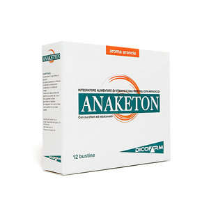 Anaketon - Integratore Alimentare