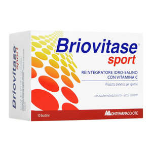 Briovitase - Reintegratore Idro-salino con Vitamina C