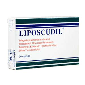 Liposcudil - Integratore alimentare in Capsule