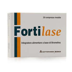 Fortilase - Compresse