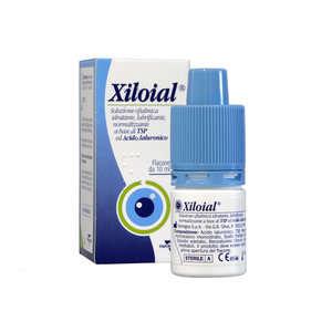 Xiloial - Soluzione oftalmica
