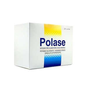 Polase - Integratore di sali minerali in 24 Bustine