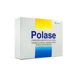 Polase - Integratore di Sali Minerali - 12 Bustine