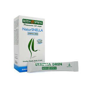 Body Spring - NaturSnella - Lympha Dren - Integratore per la linea