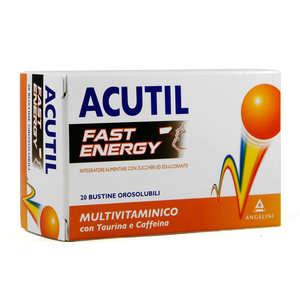 Acutil - ACUTIL MULTIVIT FAST ENERGY40G