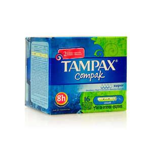 Tampax - Compak - Super