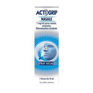 Actifed - ACTIFED DECONGEST*SPRAY 10ML