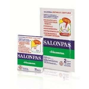 Salonpas - SALONPAS*10CER MEDIC 6,5x4,2CM