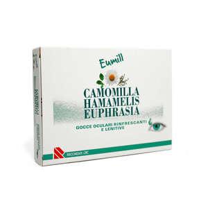 Eumill - Gocce Oculari - Camomilla, Hamamelis, Euphrasia